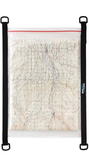 SealLine Map Case - Medium transparente